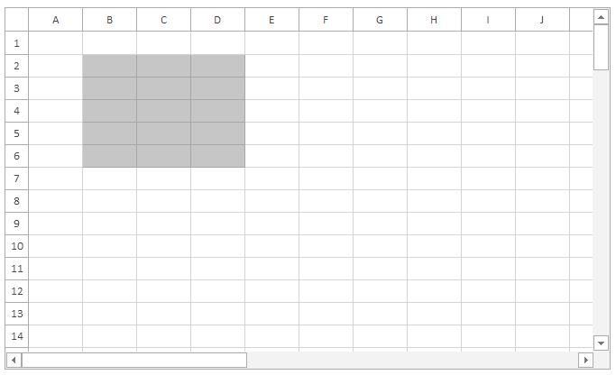jqxgrid-spreadsheet
